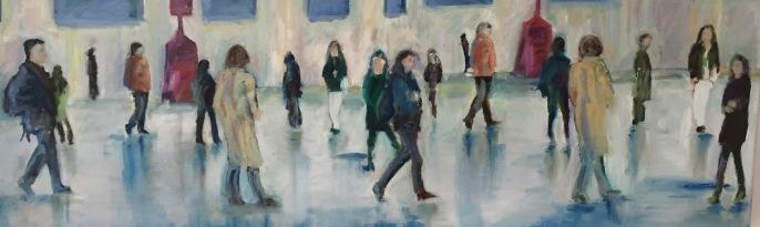 Waterloo 2 by artist Jo Holdsworth