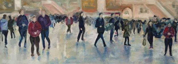 Waterloo 1 by artist Jo Holdsworth