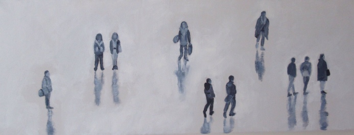 Homeward Bound by artist Jo Holdsworth
