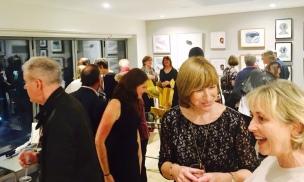 Merton Arts Festival Private View September 2017