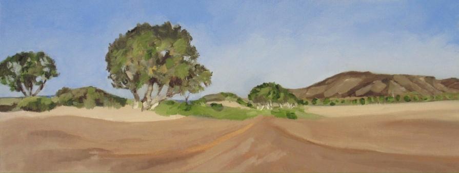 Eastern Crete 2 by artist Jo Holdsworth