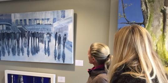 Pop Up Art Event December 2017