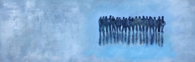 Passing Reflections by artist Jo Holdsworth
