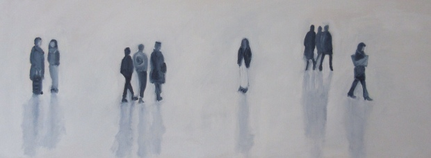 Girls' Night Out by artist Jo Holdsworth
