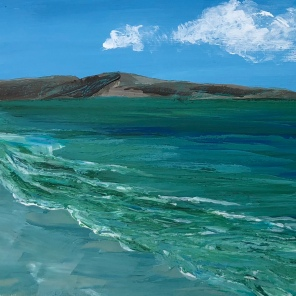 Sapphire Sea cropped